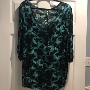 Lauren Conrad tunic size Xl